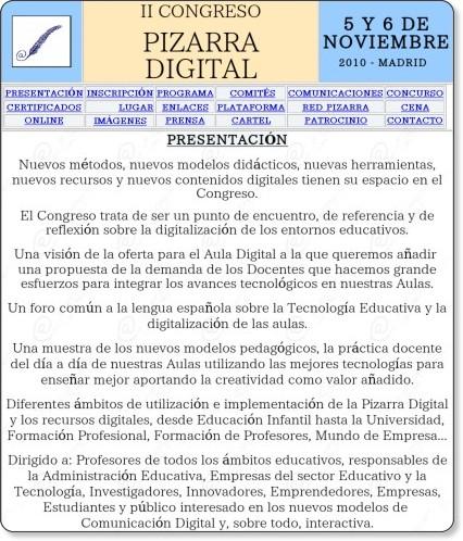 http://www.dulac.es/Eventos/2010/congresopd/congresopd.htm