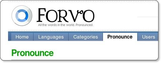 http://www.forvo.com/pronounce/