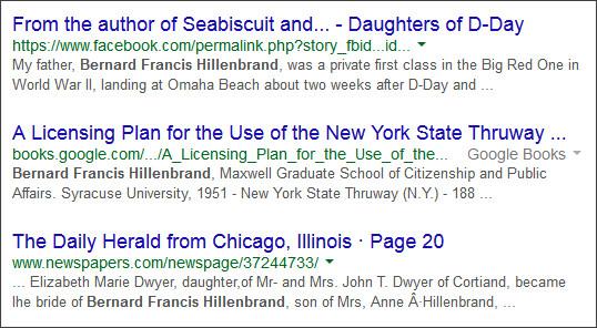 https://www.google.com/?hl=EN#hl=EN&q=%E2%80%9DBernard+Francis+Hillenbrand%E2%80%9D