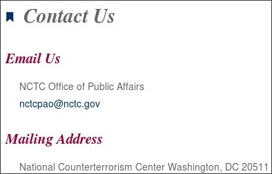 http://www.nctc.gov/contactus.html