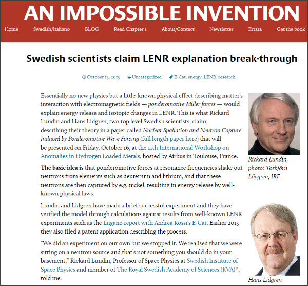http://animpossibleinvention.com/2015/10/15/swedish-scientists-claim-lenr-explanation-break-through/