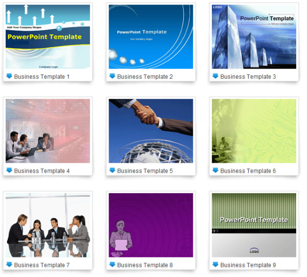 http://www.dvd-ppt-slideshow.com/powerpoint-templates/business-powerpoint-templates.html