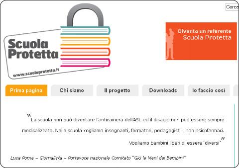 http://www.scuolaprotetta.it/