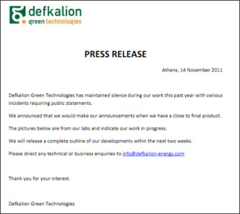 http://www.defkalion-energy.com/files/DGT_PRESS%20RELEASE_2011-11-14.pdf
