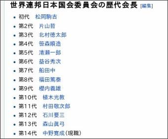 http://ja.wikipedia.org/wiki/%E4%B8%96%E7%95%8C%E9%80%A3%E9%82%A6%E9%81%8B%E5%8B%95