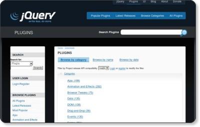 http://plugins.jquery.com/