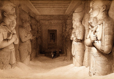 http://web.mac.com/musicksmonumentbergh/EGYPT_%26_NUBIA_VOL_I/INTERIOR_OF_THE_GREAT_TEMPLE_OF_ABOO-SIMBEL,_NUBIA..html