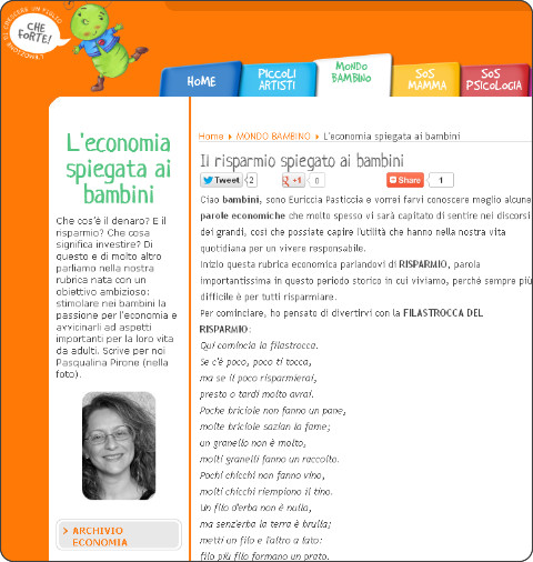 http://www.cheforte.it/l-economia-spiegata-ai-bambini/blog.html
