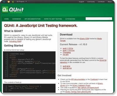 http://qunitjs.com/