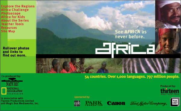 http://www.pbs.org/wnet/africa/