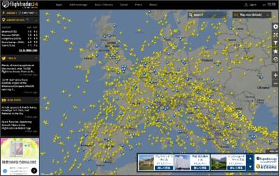 https://www.flightradar24.com/48.86,3.44/5