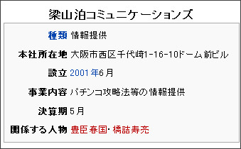 http://ja.wikipedia.org/wiki/%E6%A2%81%E5%B1%B1%E6%B3%8A_(%E3%83%91%E3%83%81%E3%83%B3%E3%82%B3)