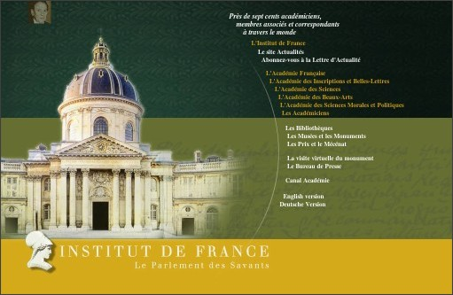 http://www.institut-de-france.fr/