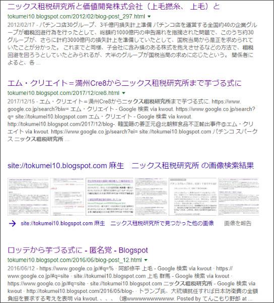 https://www.google.co.jp/search?ei=fyi5WoGDDYaSjwPa95F4&q=site%3A%2F%2Ftokumei10.blogspot.com+%E9%BA%BB%E7%94%9F%E3%80%80%E3%83%8B%E3%83%83%E3%82%AF%E3%82%B9%E7%A7%9F%E7%A8%8E%E7%A0%94%E7%A9%B6%E6%89%80&oq=site%3A%2F%2Ftokumei10.blogspot.com+%E9%BA%BB%E7%94%9F%E3%80%80%E3%83%8B%E3%83%83%E3%82%AF%E3%82%B9%E7%A7%9F%E7%A8%8E%E7%A0%94%E7%A9%B6%E6%89%80&gs_l=psy-ab.3...8124.15867.0.16401.31.31.0.0.0.0.138.3280.1j28.29.0....0...1c.1j4.64.psy-ab..2.2.260...33i160k1.0.tEcmjBINc5o