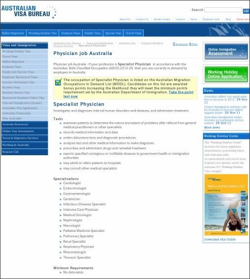 http://www.visabureau.com/australia/jobs/physician-job-australia.aspx