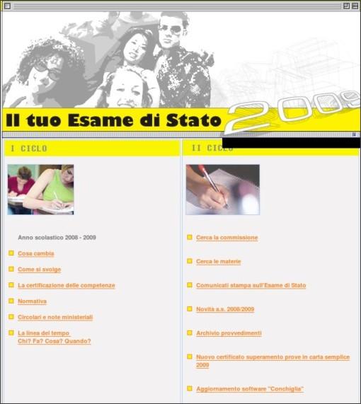 http://www.pubblica.istruzione.it/argomenti/esamedistato/home.html