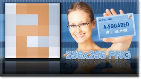 http://djmattricks.deviantart.com/art/A-Squared-Anti-Malware-97397816