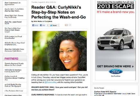 http://www.essence.com/2012/08/23/reader-q-and-a-curlynikkis-step-by-step-notes-on-perfecting-the-wash-and-go/