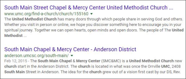 https://www.google.com/search?ei=Kz6QWsCkGI2UjwPZiKOACQ&q=South+Main+Chapel+and+Mercy+Center%E3%80%80United+Methodis&oq=South+Main+Chapel+and+Mercy+Center%E3%80%80United+Methodis&gs_l=psy-ab.3..33i21k1j33i160k1.266302.267892.0.269741.2.2.0.0.0.0.176.335.0j2.2.0....0...1c.2.64.psy-ab..0.2.333...0.0.No8_kxcU6Ks