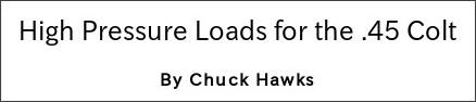http://www.chuckhawks.com/high-pressure45.htm