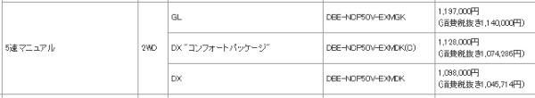 http://toyota.jp/proboxvan/grade/grade/index.html