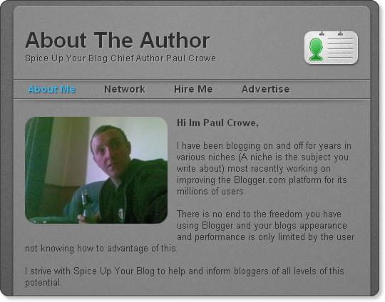 blogger sub domains