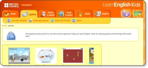 http://learnenglishkids.britishcouncil.org/en/games