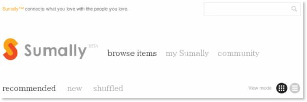 http://sumally.com/