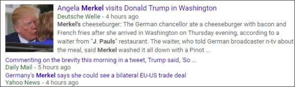 https://www.google.com/search?biw=1105&bih=805&tbm=nws&ei=OqfjWtTaOIaWjwOIt6m4Dw&q=J.+Paul%27s+Merkel&oq=J.+Paul%27s+Merkel&gs_l=psy-ab.3...57745.57745.0.58912.1.1.0.0.0.0.210.210.2-1.1.0....0...1c.1.64.psy-ab..0.0.0....0.oE0cLROdmjw