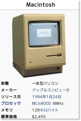 http://ja.wikipedia.org/wiki/Macintosh_128K