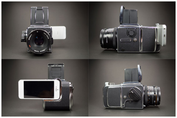 http://www.kickstarter.com/projects/96793993/hasselnuts-hasselblad-camera-iphone-digitalback-ki