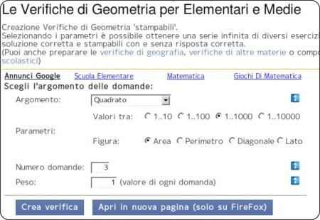 http://www.abspace.it/SchoolSpace/verificheGeometriaRun.asp