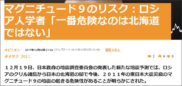 https://jp.sputniknews.com/opinion/201712204402596/