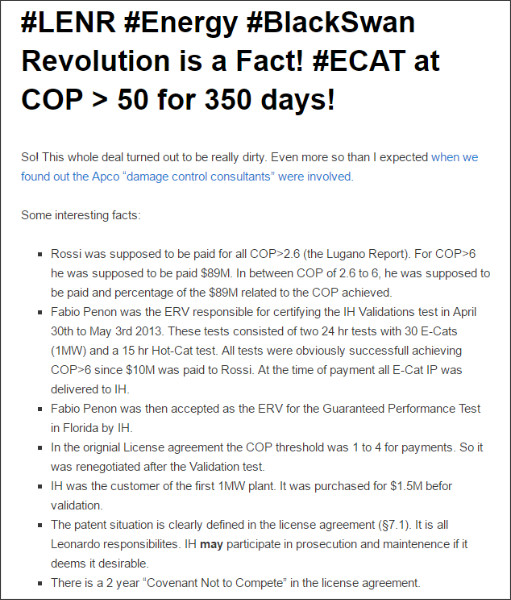 http://www.sifferkoll.se/sifferkoll/lenr-energy-blackswan-revolution-is-a-fact-ecat-at-cop-50-for-350-days/