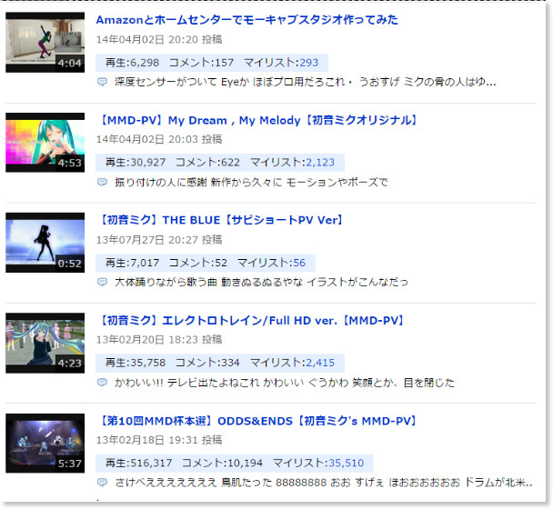 http://www.nicovideo.jp/user/876644/video
