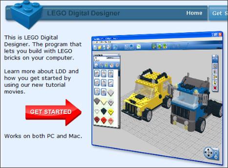 http://ldd.lego.com/default.aspx