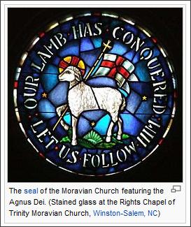 http://en.wikipedia.org/wiki/Moravian_Church