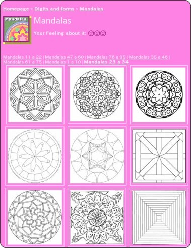http://www.123coloring.com/digits-and-forms/coloriages,mandalas,mandalas-23-a-34.html