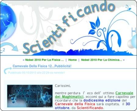 http://scientificando.splinder.com/post/23410020/carnevale-della-fisica-12pubblicita