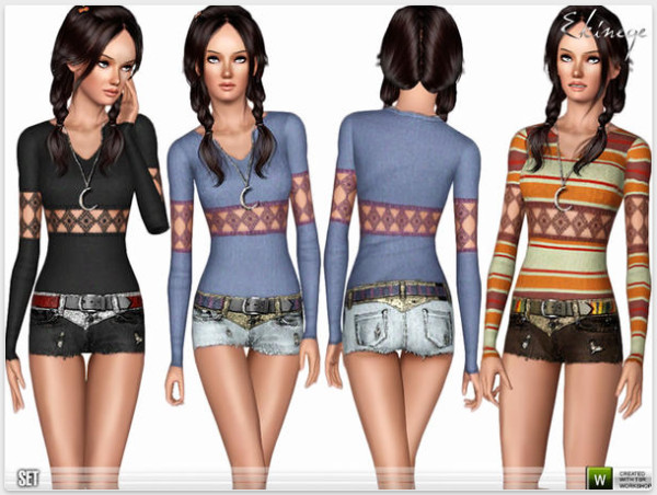 http://www.thesimsresource.com/downloads/details/category/sims3-sets-clothing-female/title/crochet-detail-top-shorts--set92/id/1173621/