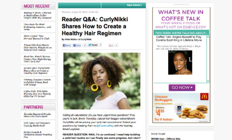 http://www.essence.com/2012/08/29/reader-qa-curlynikki-shares-how-create-healthy-hair-regimen