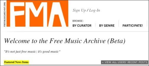 http://freemusicarchive.org/