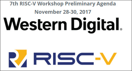 https://riscv.org/2017/10/7th-risc-v-workshop-agenda/