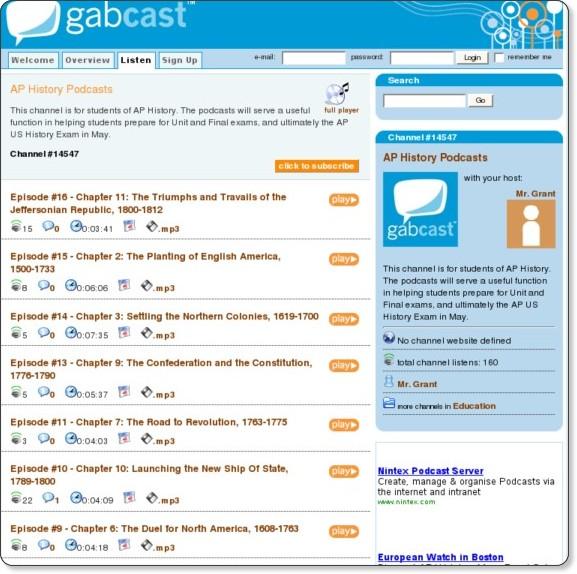http://www.gabcast.com/index.php?a=