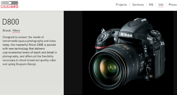 http://www.italdesign.it/project/nikon-d800-eng