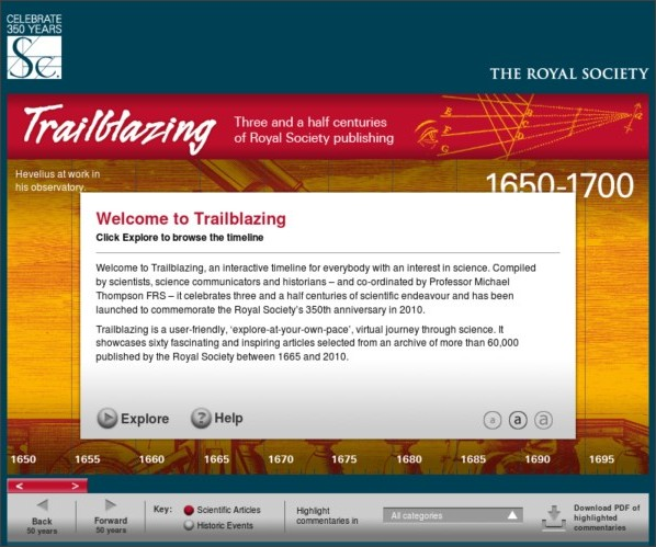 http://trailblazing.royalsociety.org/