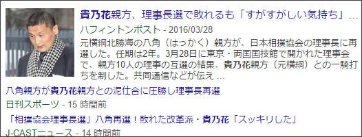 https://www.google.co.jp/#tbm=nws&q=%E8%B2%B4%E4%B9%83%E8%8A%B1