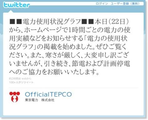 http://twitter.com/OfficialTEPCO/status/49984270701305857