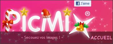 logiciel gratuit pixiz fr et picmix fr 2011 en ligne licence gratuite photos montages animes. Black Bedroom Furniture Sets. Home Design Ideas