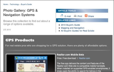 http://www.realtor.org/rmotechnology/BuyersGuide/Guides/1002_buyersguide_gps_slideshow